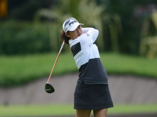 Michelle Koh is leading the Malaysian charge in the Santi Cup