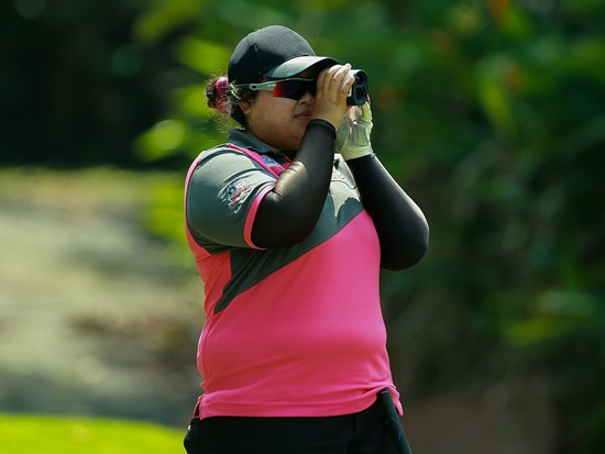 Nur Durriyah Damian sets her sight on a first appearance at the Sime Darby LPGA Malaysia ©Mike Casper|TCH