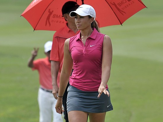 Cheyenne Woods is going to be a crowd pleaser ©Mike Casper|TCH