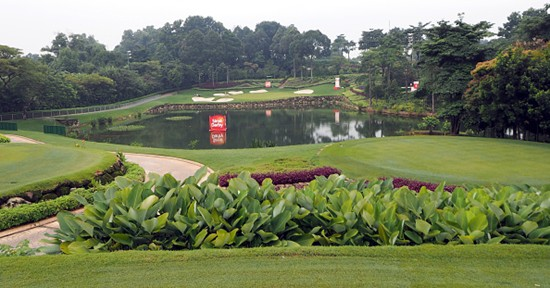 The East Course at Kuala Lumpur Golf & Country Club ©Getty