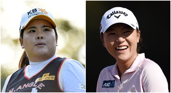 Park Inbee and Lydia Ko will continue their batttle for supremacy