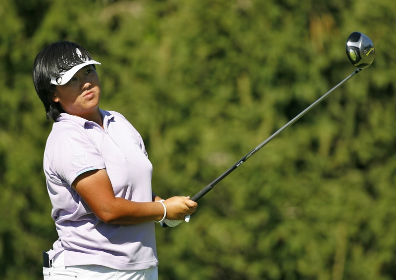 Lim Siew-Ai put Malaysia on the map with her LPGA exploits © Hunter Martin Getty