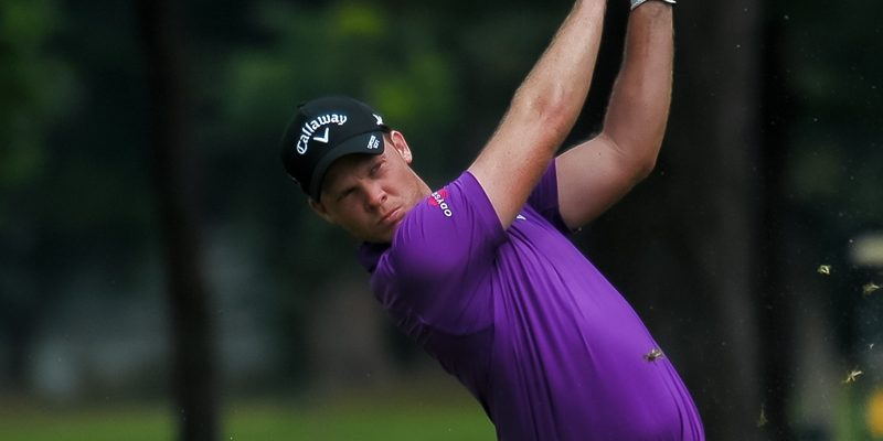 Danny Willett in action at the inaugural Maybank Championship  ©Mike Casper The ClubHouse